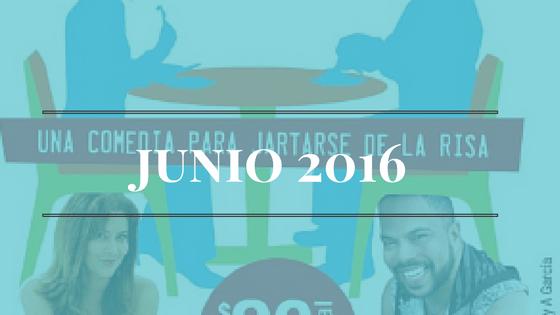Noticias Junio 2016